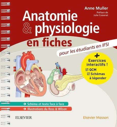 anatomie & physiologie en fiches